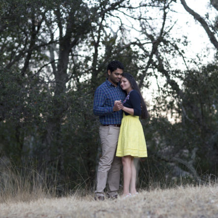 Almaden county park Engagement