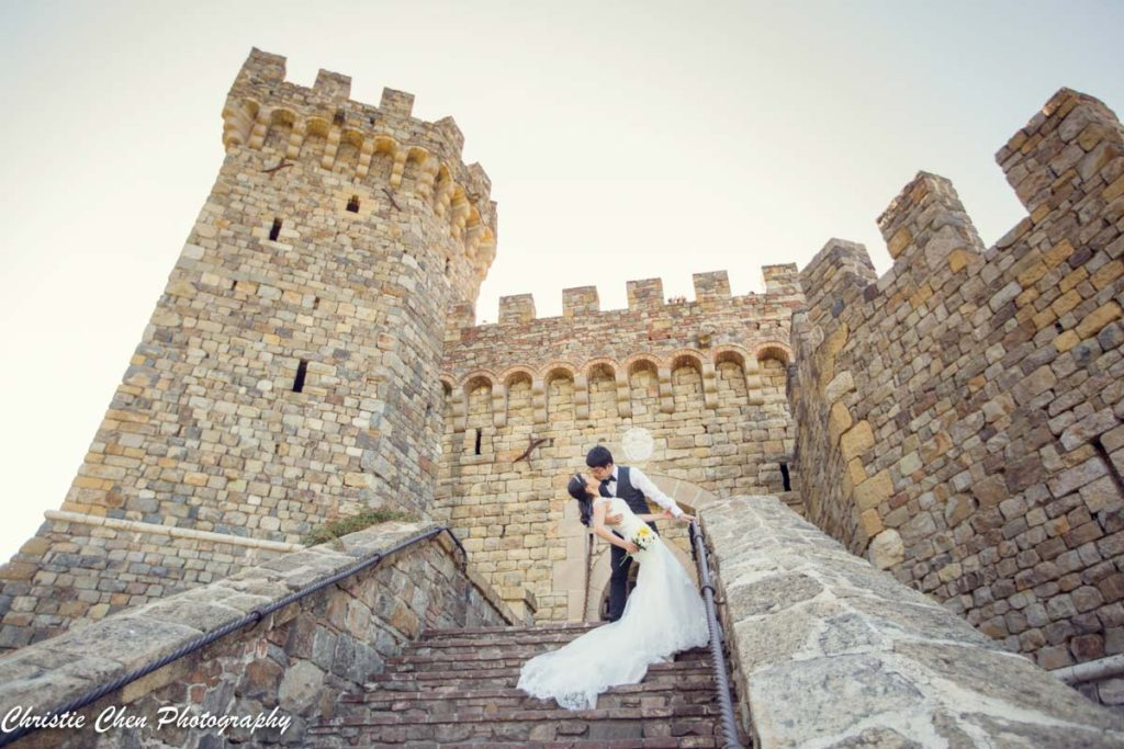 Castello Di Amorosa Wedding