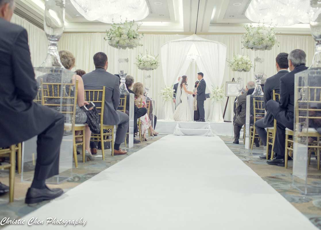 Westin San Francisco Airport Wedding